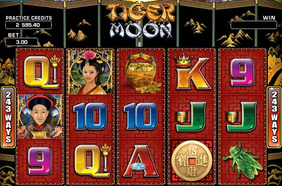 Tiger Moon Slot Review & Guide for Players Online