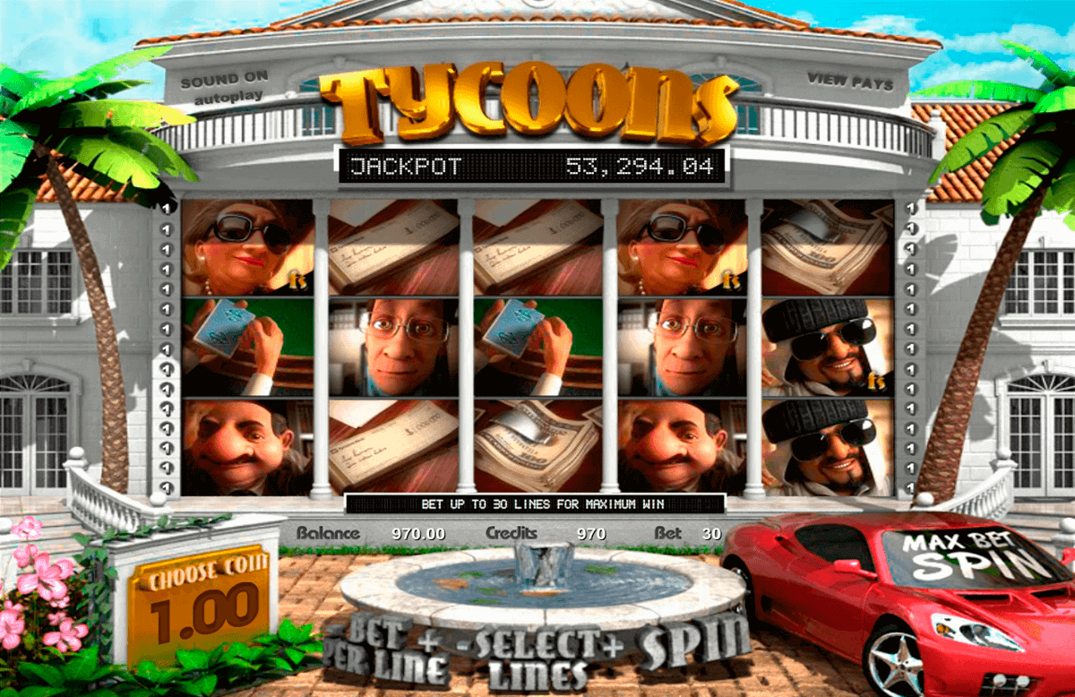 Tycoons Online Slot Review & Guide for Players