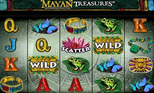 An Exclusive Look at Mayan Treasures Slot Online