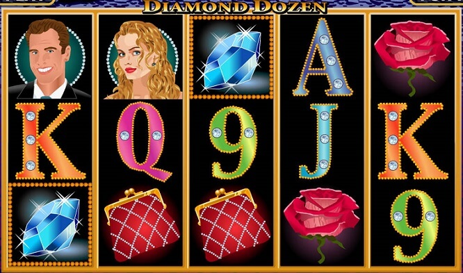 Diamond Dozen Slot Basics for Online Casino Players