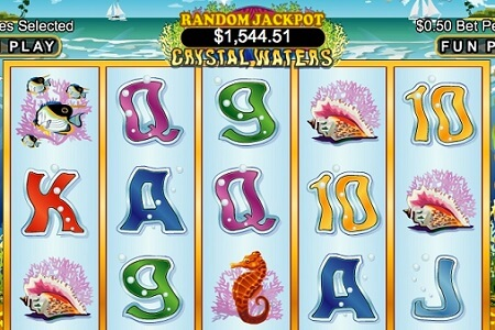 An Introduction to Crystal Waters Slot Online