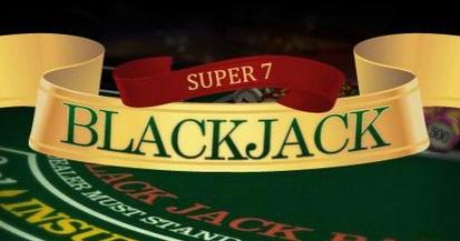 A Detailed Look at Super 7 Blackjack Online