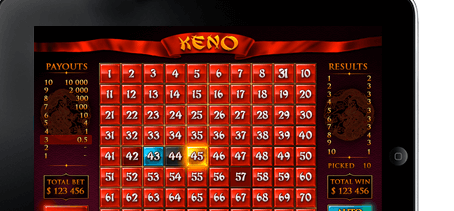 Keno on Mobile in Detail for Casino Players